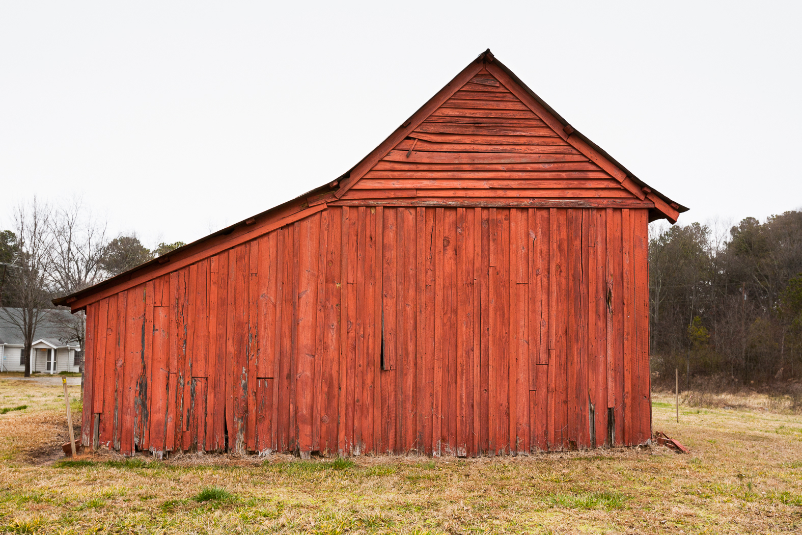 Red Barn, Thomson, GA 2007