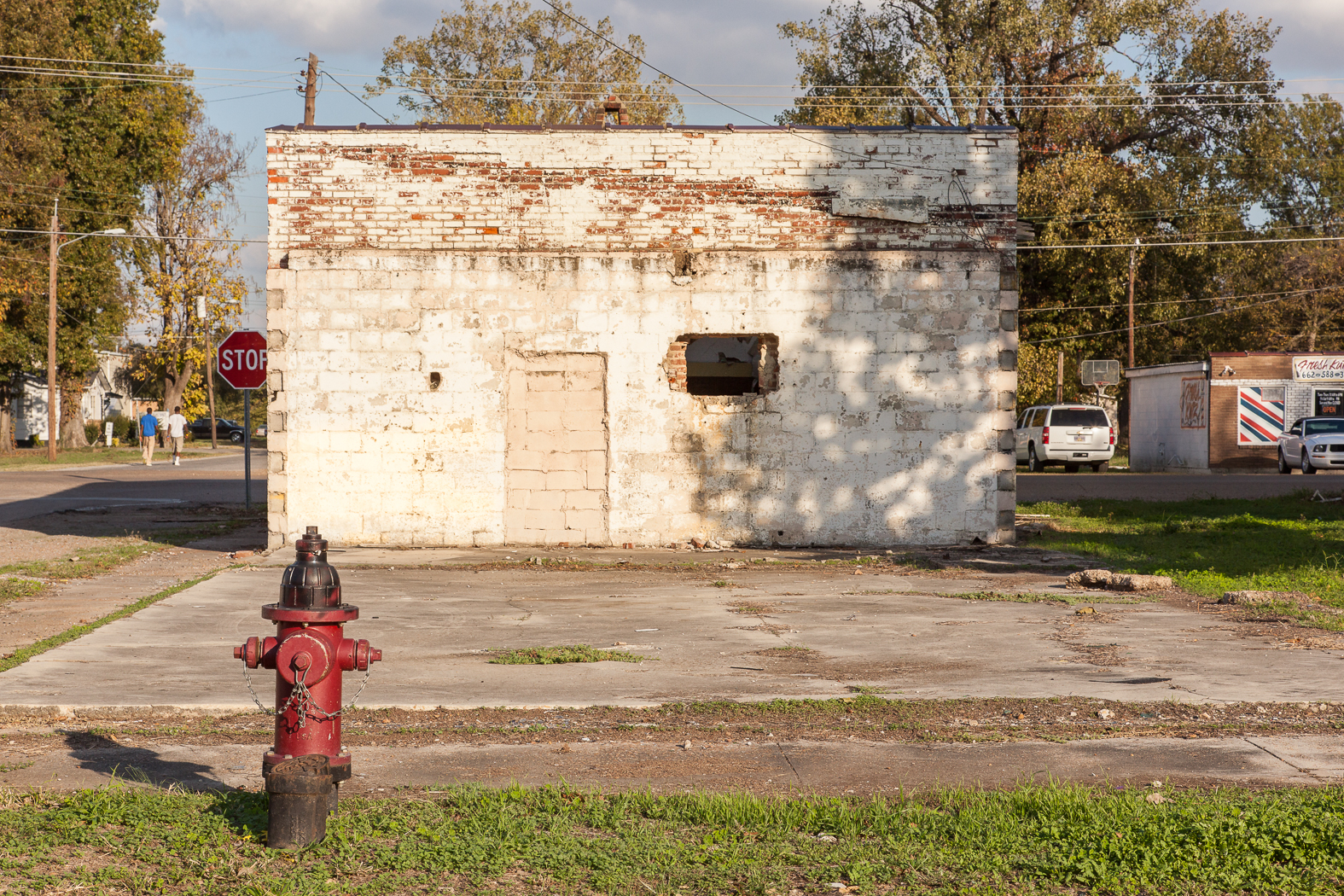 Fire Hydrant, Cleveland, MS 2012