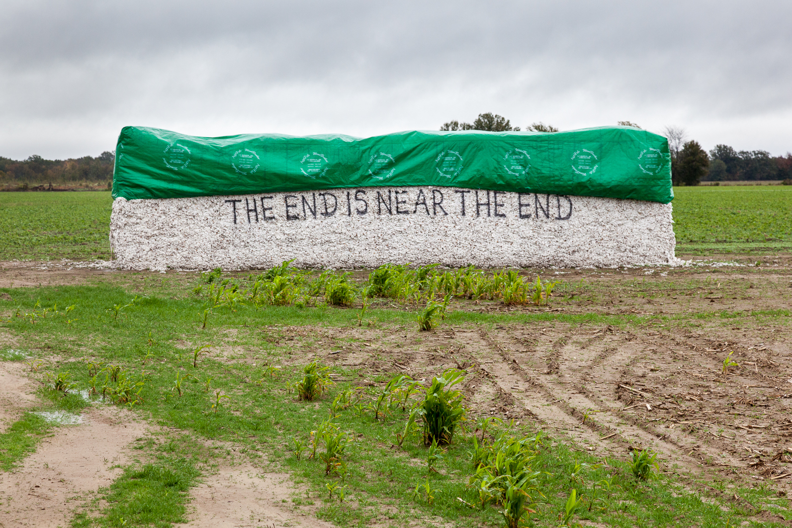 The End is Near the End, Clarksdale, MS 2012