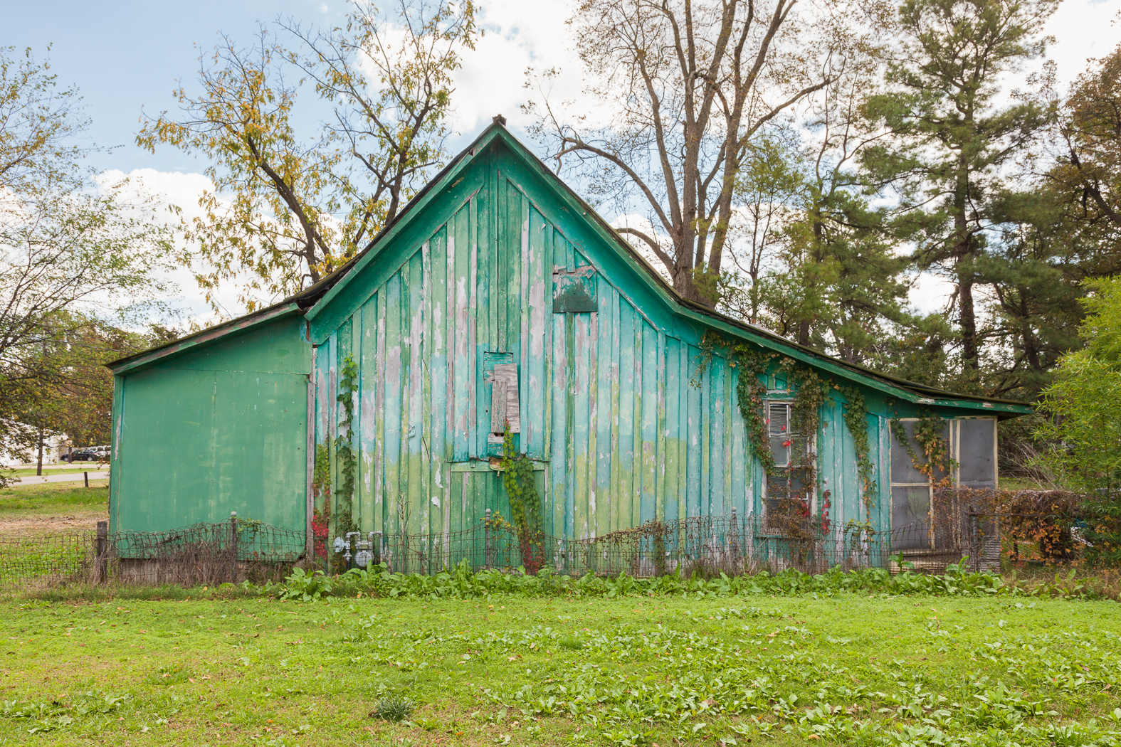 Green House, Webb, MS 2012