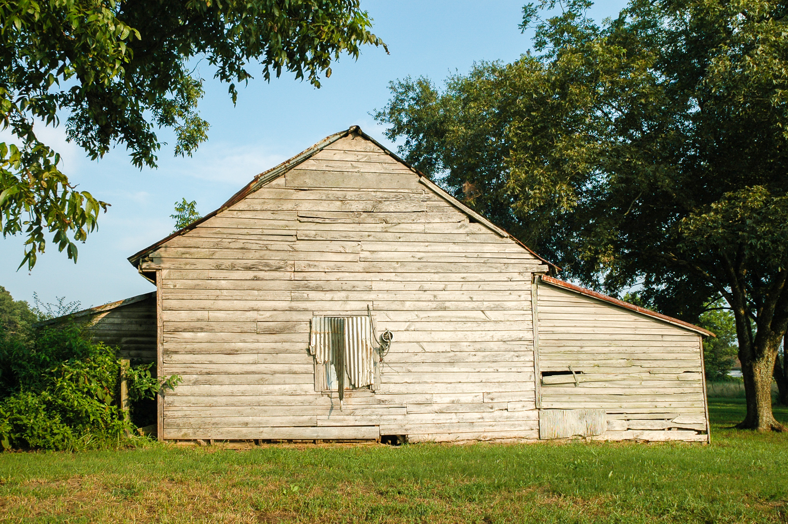 Barn, Sharpsburg, GA 2005