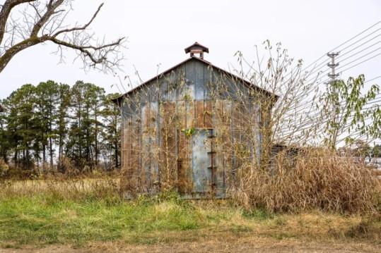 Gray Shed, Wilson, NC 2014